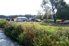 Zeltlager der FF-Jugend