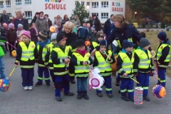 Martinsumzug 2012